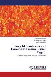 Heavy Minerals Around Hammam Faraun, Sinai, Egypt by Hassan Mohamed