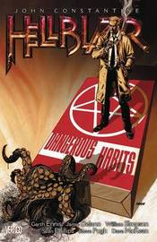 John Constantine Hellblazer Volume 5: The Bogeyman TP by Jaime Delano