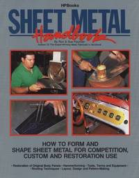 Sheet Metal Handbook Hp575 by Ron Fournier