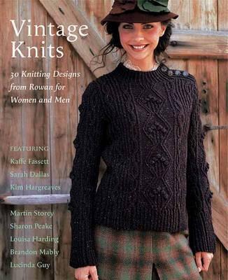 Vintage Knits by Kaffe Fassett