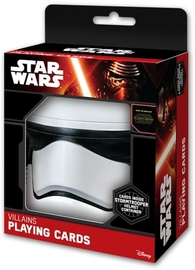 Star Wars: Storm Trooper Helmet - Playing Cards