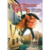 Three O'Clock High on DVD