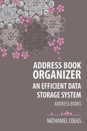 Address Book Organizer by Nathaniel Coggs