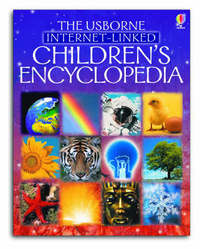 The Usborne Internet-linked Children's Encyclopedia by Felicity Brookes image