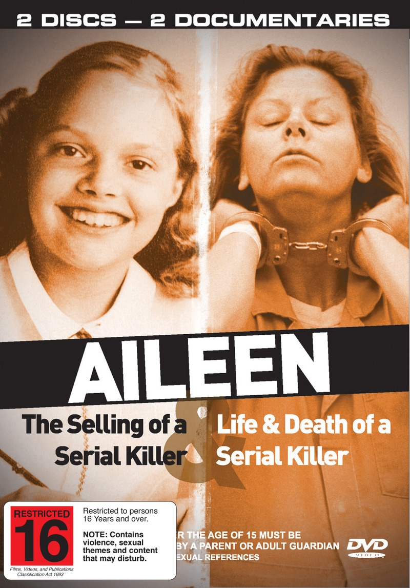 Aileen: The Selling Of A Serial Killer/aileen: Life & Death Of A Serial Killer on DVD image