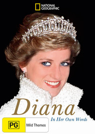 Diana: In Her Own Words on DVD