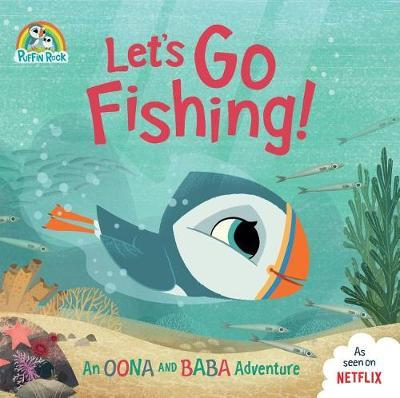 Let's Go Fishing! by Penguin Young Readers Licenses