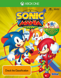 Sonic Mania Plus for Xbox One