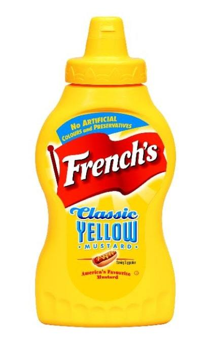 French's Classic Yellow Mustard (226g)