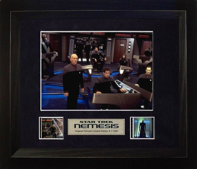 FilmCells: Single-Cell Frame - Star Trek (Nemesis)