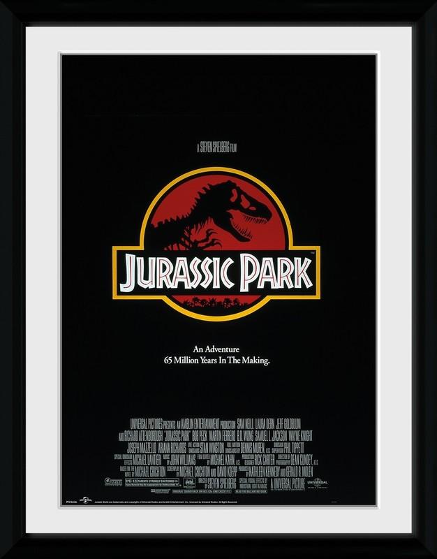 Jurassic Park: Key Art - Collector Print (41x30.5cm)