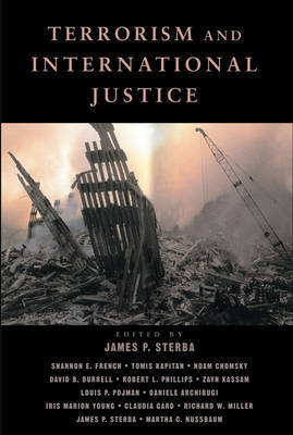 Terrorism and International Justice image