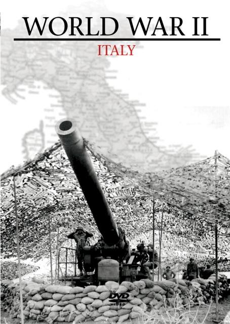 World War II - Italy on DVD
