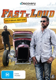 Fast n' Loud - Holy Grail Hot Rod on DVD