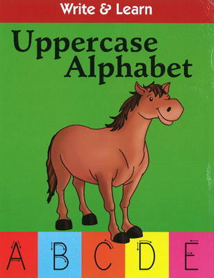 Uppercase Alphabet by Pegasus