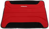 "Warwick 17"" Padded Laptop Case (Red)"