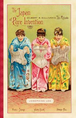 The Japan of Pure Invention by Josephine Lee image