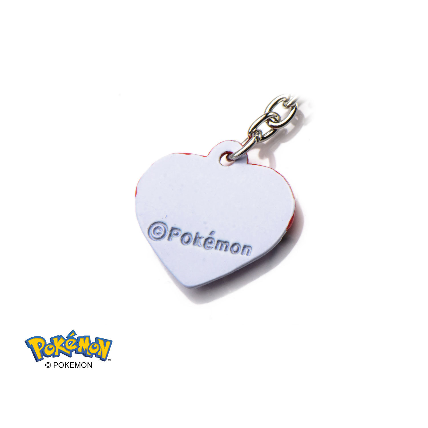 Pokemon Pokeball Heart Earrings Images At Mighty Ape Australia