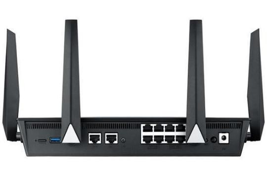 ASUS BRT-AC828 MU-MIMO Gigabit Wi-Fi Business Router image