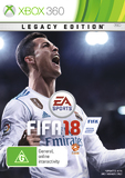 FIFA 18 Legacy Edition for Xbox 360