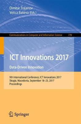 ICT Innovations 2017