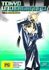 Tokyo Underground - Vol. 4: Assailants on DVD