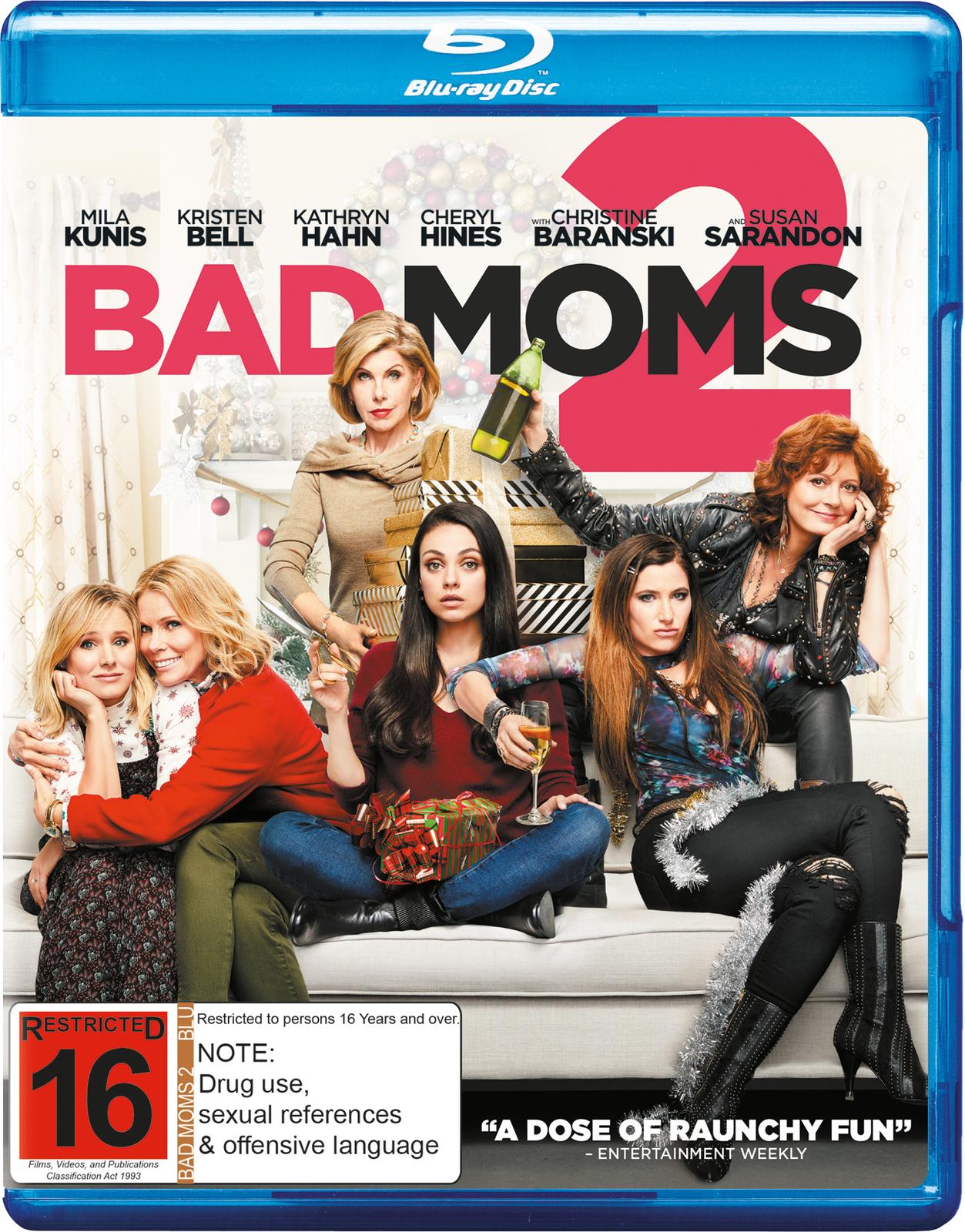 Bad Moms 2 on Blu-ray image