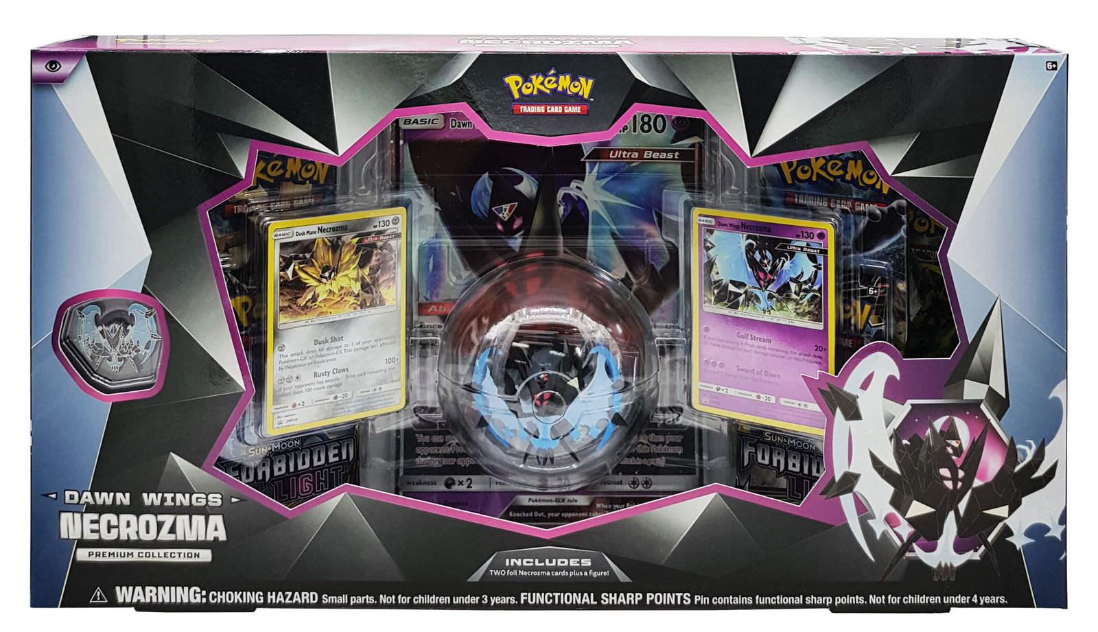 Pokemon Tcg Premium Collection Dawn Wing Necrozma At