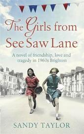 The Girls from See Saw Lane by Sandy Taylor image