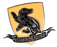 Harry Potter - Hufflepuff Logo Enamel Pin