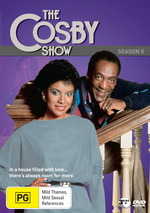 Cosby Show, The - Season 5 (3 Disc Set) on DVD