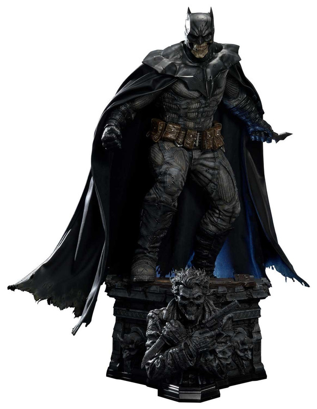 "DC Comics: Batman Damned (Deluxe) - 30"" Premium Statue"