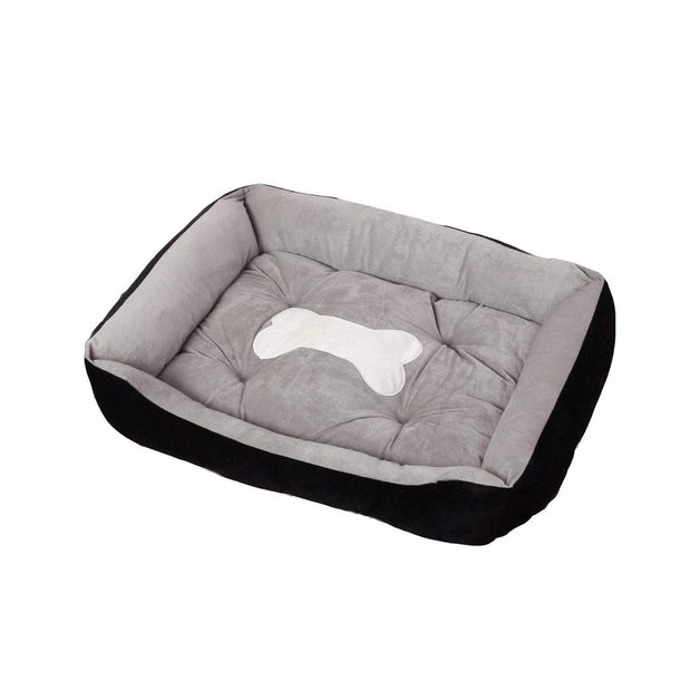 Ape Basics: Four Seasons Pet Bed - Grey (XXL)