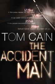 The Accident Man by Tom Cain image