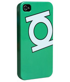 Green Lantern Icon Hard Shell Case for iPhone 4/4S