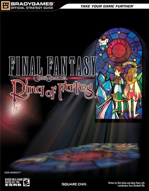 Final Fantasy Crystal Chronicles: Ring of Fates by Rick Barba