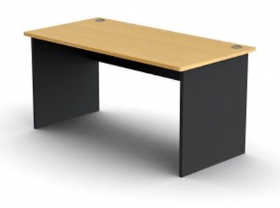 Proceed Rectangular Desk - W1500mm x D800mm x H730mm