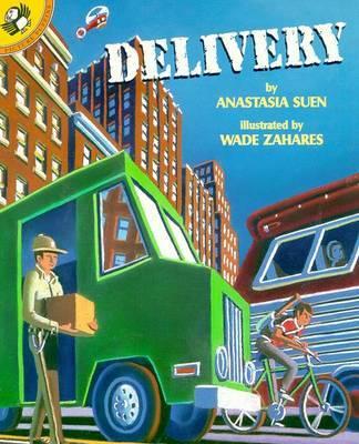 Delivery by Anastasia Suen image