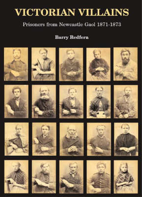 Victorian Villains by Barry Redfern image