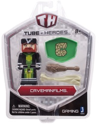 Tube Heroes: CavemanFilms Core Figure