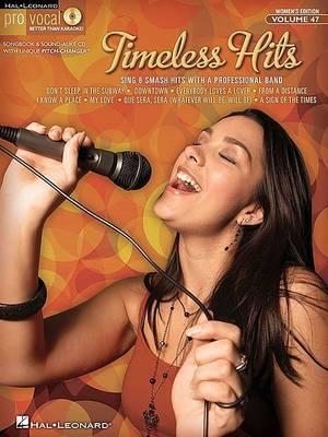 Pro Vocal Women's Edition Volume 47