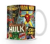 Marvel: Classic Comics - Coffee Mug (330ml)