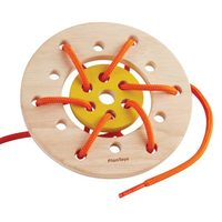 Plan Toys: Lacing Ring