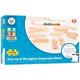 Bigjigs: Curves and Straights Expansion Pack