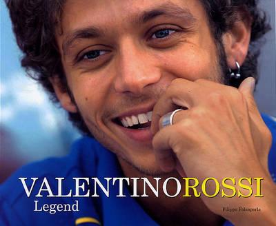 Valentino Rossi by Filippo Falsaperla