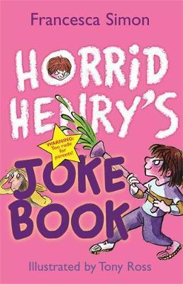Horrid Henry's Joke Book by Francesca Simon image