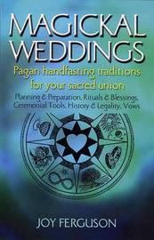 Magickal Weddings by Joy Ferguson image