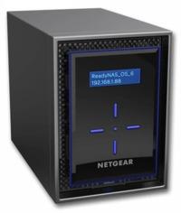 Netgear: ReadyNAS 424 - 4 Bay Network Attached Storage