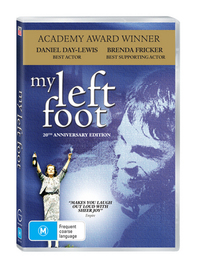 My Left Foot on DVD image