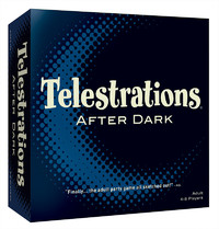 Telestrations After Dark - Party Game